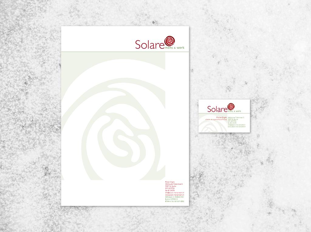 huisstijl solare