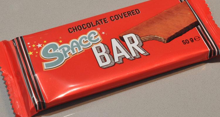 verpakking space bar